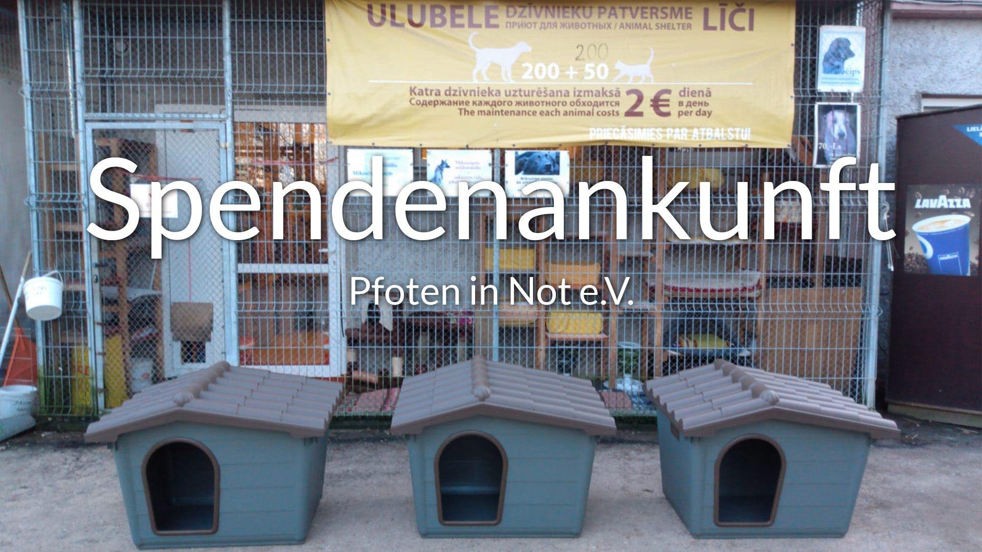 Thumbnail-Pfoten in Not e.V Futterspendenankunft-Februar-2020-Spenden-Marathon-VIDEO