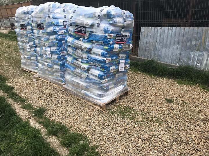 Seelen für Seelchen e.V.-Futterspendenankunft-april-2020-Spenden-Marathon-2019-Rumänien_3