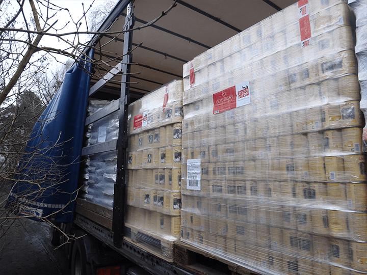 Perelka-e.V.-Futterspendenankunft2019-Spenden-Marathon2018-Polen(3)