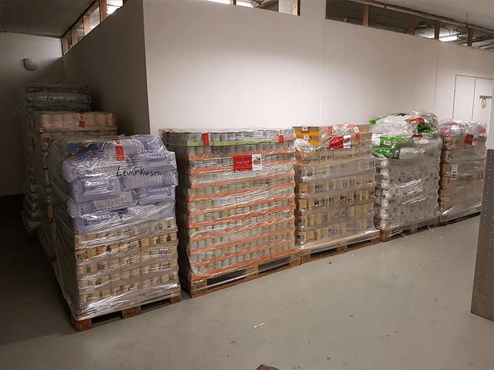 Dogman-Tierhilfe-Futterspendenankunft2018-Spenden-Marathon2017-Deutschland(1)