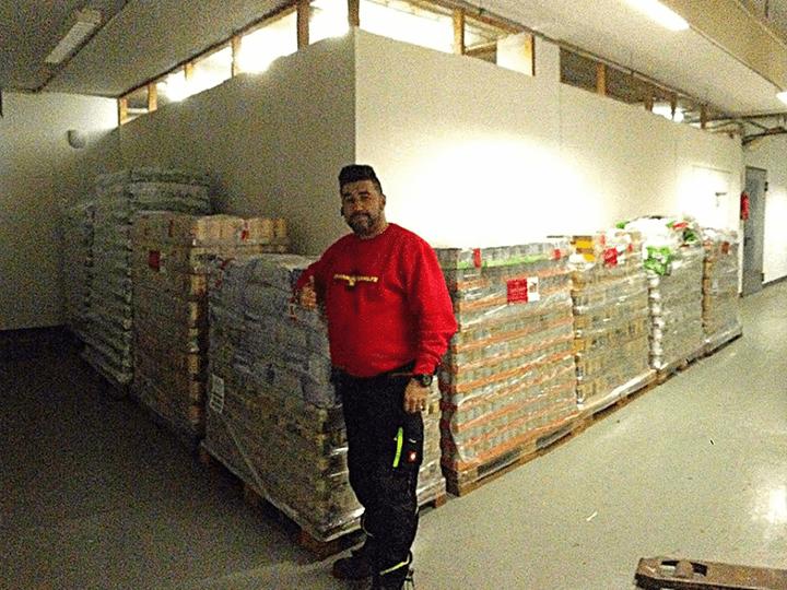 Dogman-Tierhilfe-Futterspendenankunft2018-Spenden-Marathon2017-Deutschland(2)
