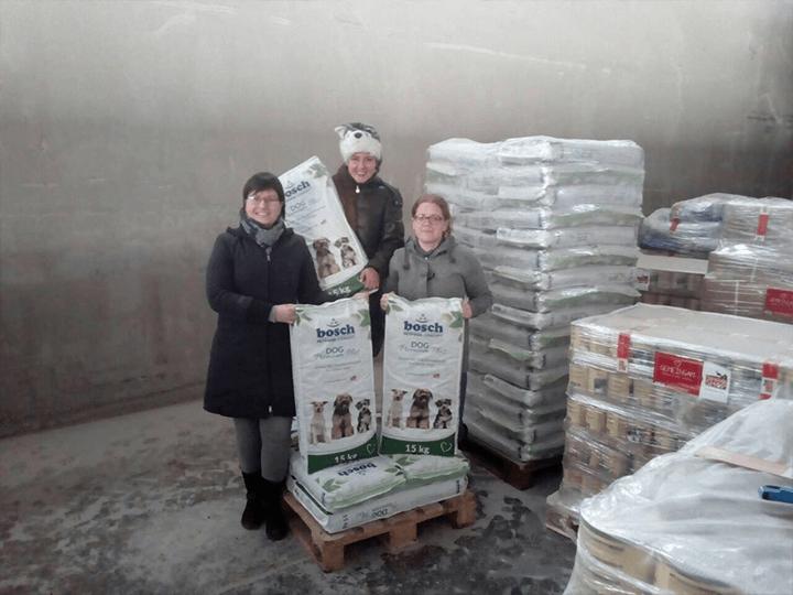 TS-nie-mehr-alleine-Futterspendenankunft2018-Spenden-Marathon2017-Ungarn(3)