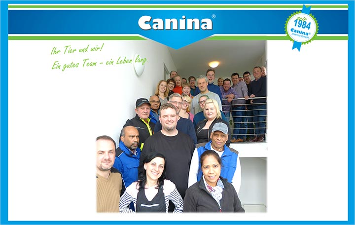 Canina-Team-Spenden-Marathon
